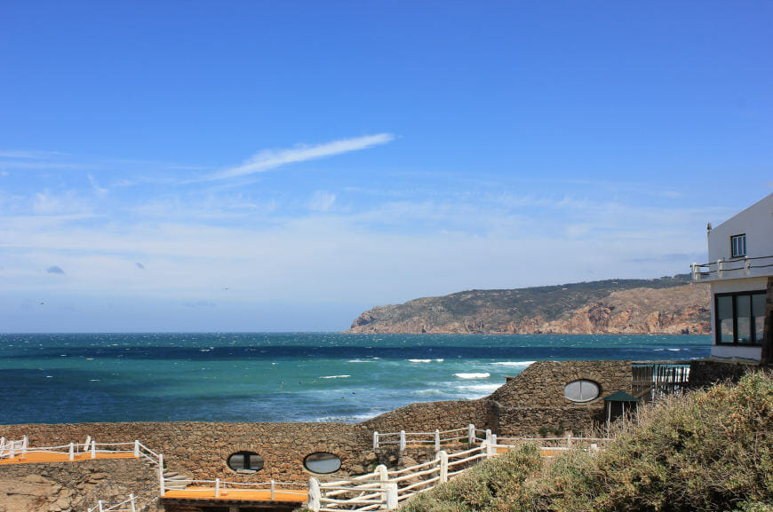 Guincho Beach in Portugal